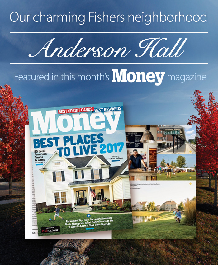 Anderson hall in best places to live 2017 estridge homes for Top us cities to live in 2017